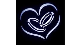 Image of a ADJ Heart Gobo
