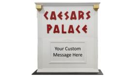 Image of a Caesars Palace Facade