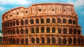 Image of a Colosseum Flat
