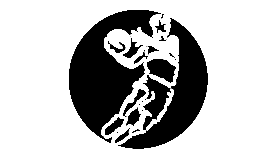 Image of a Sports-Basketball Gobo