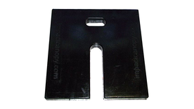 Image of a Rubber Weighted Anchor Plate