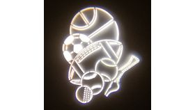 Image of a Mulit-Sport Gobo