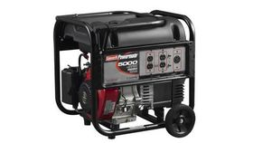 Image of a 5000 Watt Portable Generator