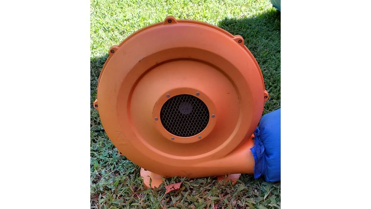 Picture of a Orange Blower