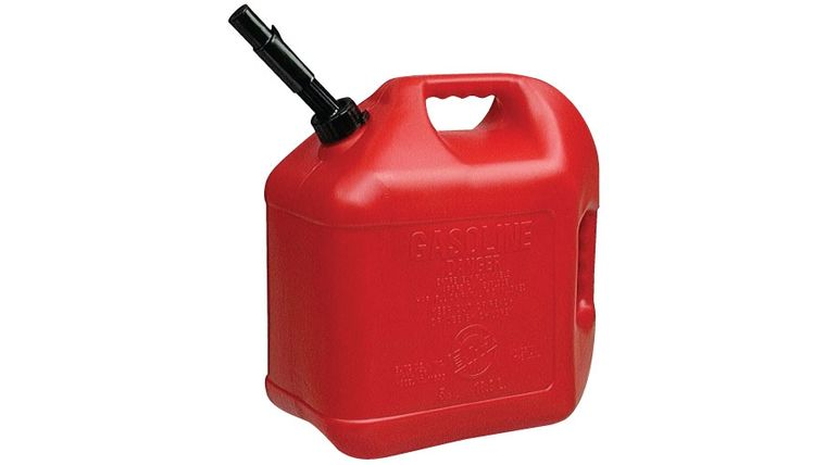 Picture of a 5 Gallon Gas Can