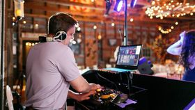 Image of a DJ Chris Hanson