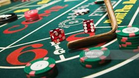 Image of a Craps Additional Hour