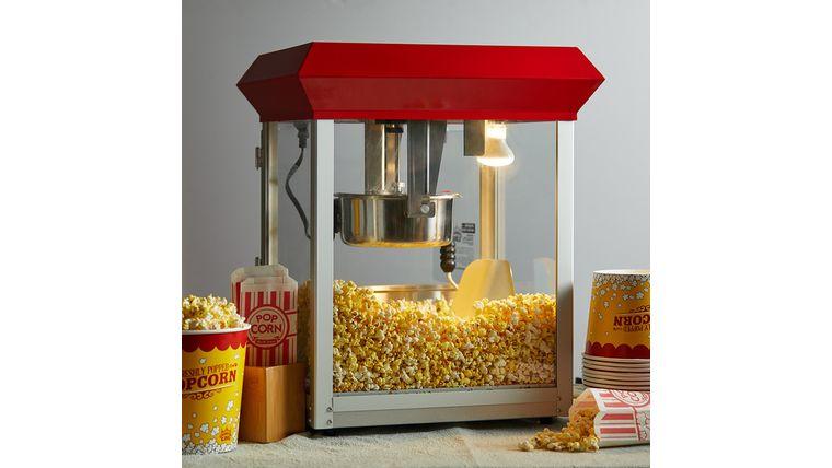 Picture of a 8oz Popcorn Machine