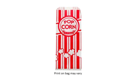Image of a Popcorn Bags - Case