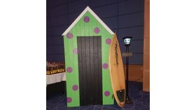 Image of a Beach Hut