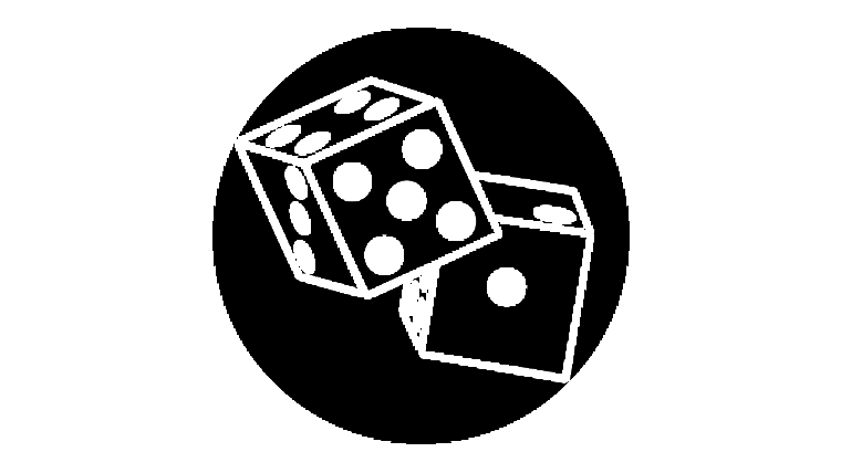 Picture of a ADJ Dice Gobo
