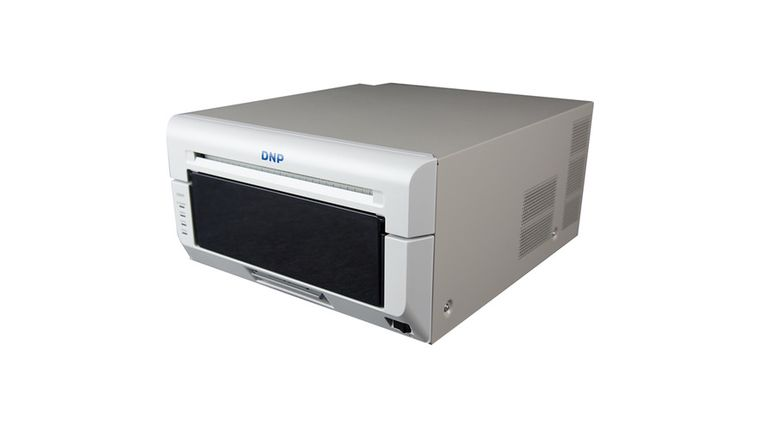 Picture of a DNP DS820A Photo Printer