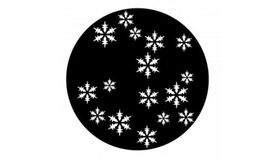 Image of a ADJ Snowflake Fall Gobo
