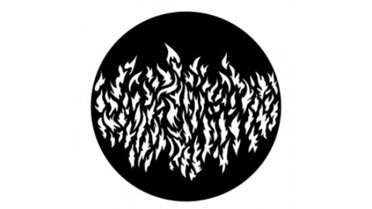 Picture of a ADJ Camp Flame Gobo
