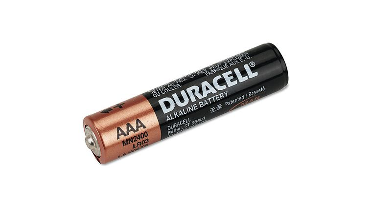 Picture of a AAA Battery