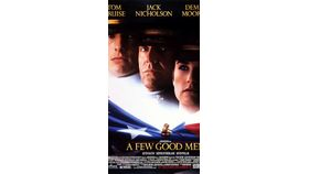 Image of a Giant A Few Good Men Movie Poster