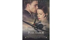 Image of a Giant Pearl Harbor Movie Poster