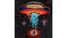 Image of a Giant Boston Album Cover