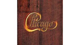 Image of a Giant Chicago Album Cover