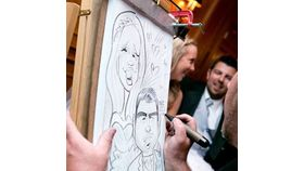 Image of a Caricature Artist