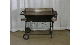 Image of a 3' Gas Gridle-Includes 20Lb Propane tank