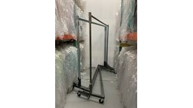 Image of a Z Clothing Rack 6'