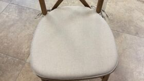 Image of a Chair Cushion - Natural