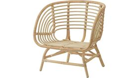 Image of a The Rattan Chair