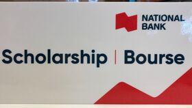 Image of a Carton réinscriptible - Scholarship / Bourse  -10'' x 5'' - BIL