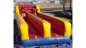 Image of a Bungee Run
