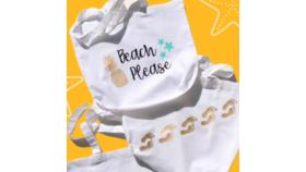 Image of a DIY Beach Bag