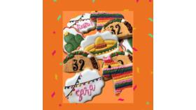 Image of a DIY Cinco de Mayo Cookies
