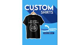 Image of a Custom HFMA Chapter Tshirts