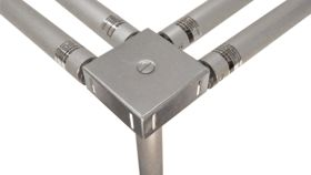 Image of a Double Crossbar Hanger