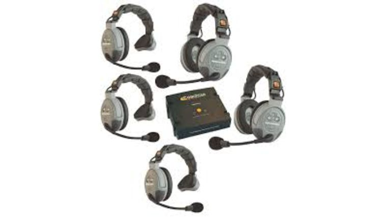 Picture of a Comstar Wireless Comm System