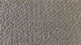 Image of a 2' x 2' Brushed Metal Carpet Square