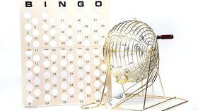 Image of a Bingo Game Set