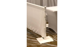 Image of a Base Cover 8' - White