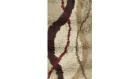 Image of a Area Rug - Spiral Design Carpet