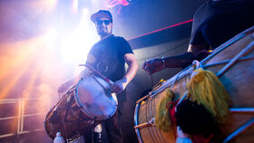 Image of a Dhol - Reception