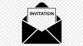 Image of a Custom Invitations