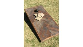 Image of a Cornhole Game