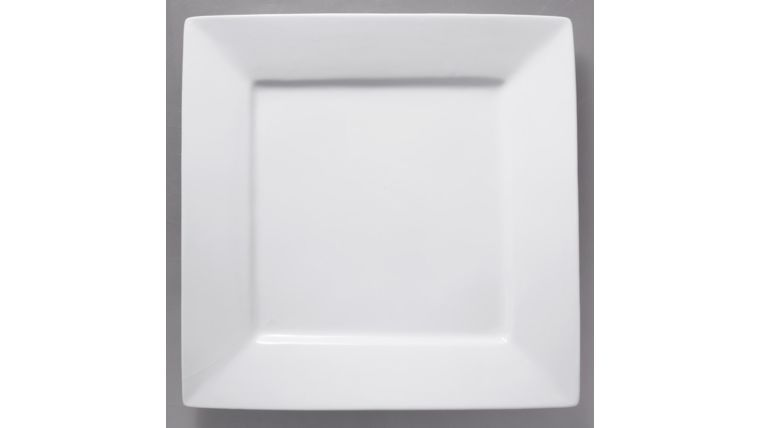 """Picture of a 16"""" Square Platter"""