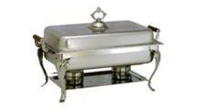 Image of a Fancy 8qt Chafers