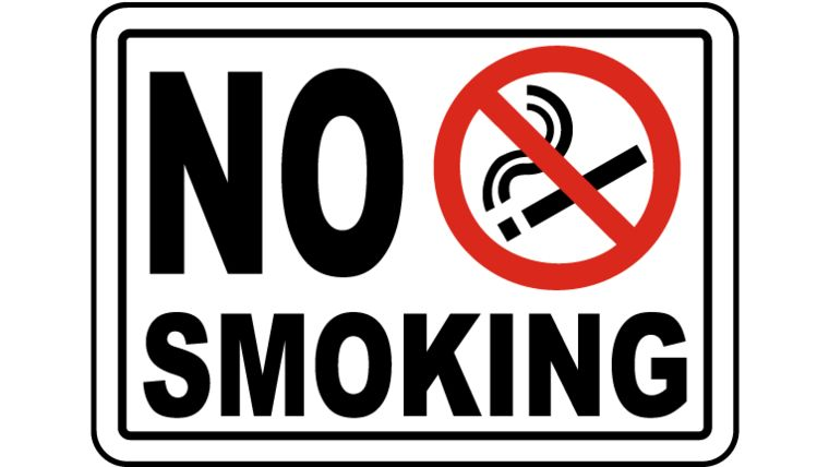Picture of a No Smoking