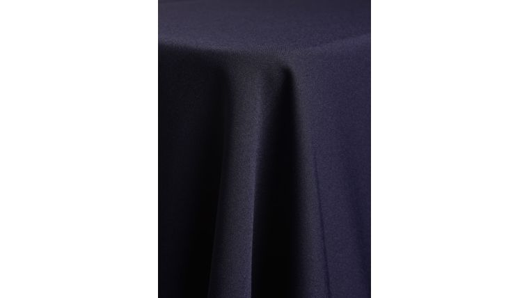 Picture of a King Drape Navy