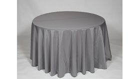 "Image of a 20"" 20"" Polyester Charcoal Napkins"
