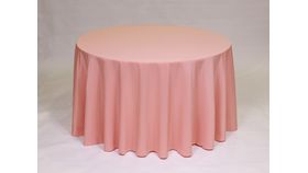 "Image of a 20"" 20"" Polyester Coral Napkins"