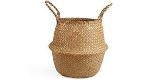 """Image of a 12"""" Seagrass Basket"""