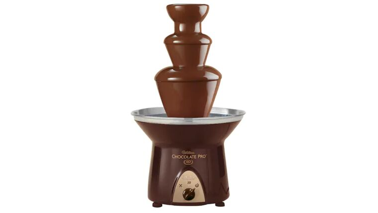 Picture of a Chocolate Fountain